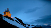 Антарктида. Церковь на краю света