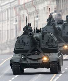 Москва и Питер к Параду Победы готовы!