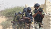 США против боевиков  Боко харам , которых сами и создали...