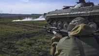 Новороссия учится защищаться от Киева