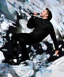 Продюсер Филипп Киркоров, который курирует Сергея Лазарева на международном конкурсе  Евровидение , пообещал  унести в могилу  тайну выступления российского исполнителя.
