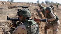 Силы безопасности Ирака проходят обучение под руководством инструкторов из США на военном полигоне в Таджи к северу от Багдада. В ближайшие недели им предстоит сражаться за город Мосул с боевиками так называемого  Исламского государства .