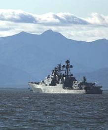 Тихоокеанский флот РФ 21 мая отмечает свой день рождения.