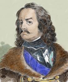 Петр Великий ласково относился к немцам. В Москве стали судачить, что царь не русский. Считалось, что его младенцем подменили еще в колыбели…