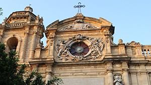 """Сицилия известна всему миру не только по легендарному """"Крестному отцу"""" Марио Пьюзо, но и благодаря своей великолепной архитектуре. Знаменитое сицилийское барокко придает острову совершенно неподражаемый облик."""