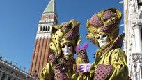 Венецианские маски вновь правят миром