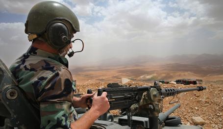 Продолжается зачистка Ливана от террористов ИГ. В США вступили в силу новые критерии, предъявляемые к физподготовке новобранцев. А еще на этой неделе состоялась историческая реконструкция обороны Брестской крепости.