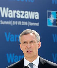 8 июля в Варшаве открылся саммит НАТО, участники которого намерены обсуждать  угрозу, исходящую от России .