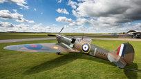 Этим летом в Лондоне пройдет аукцион по продаже редкого истребителя времен Второй мировой войны, который упал на территории Франции 75 лет назад.