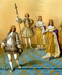 Почему коронованные особы не имеют никакого права тратить деньги? Даже если они у них есть...