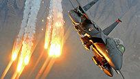 Американский всепогодный истребитель четвертого поколения McDonnell Douglas F-15 Eagle. Существует несколько модификаций и последующих поколений: McDonnell Douglas F-15E Strike Eagle, McDonnell Douglas F-15 STOL/MTD, Boeing F-15SE Silent Eagle и Mitsubishi F-15J.