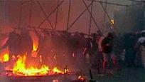 Сегодня, 2 мая 2015 года, исполняется ровно год со дня трагедии в Одессе — массового убийства мирных протестующих против режима нацистской хунты в Доме профсоюзов. Траурные акции пройдут сегодня не только в Одессе, но и в Донецке, а также Москве и других российских городах