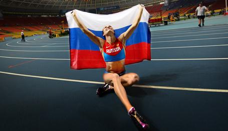 Именитые легкоатлетки, которые в разное время защищали и защищают честь нашей страны на международной арене. В свете допингового скандала и нависшей угрозы дисквалификации сборной России на Олимпиаде-2016 хочется поддержать наших спортсменок.