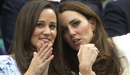 Младшая сестра герцогини Кембриджской собралась замуж. И хотя ее избранник не принц на белом коне, зато его мошна побольше, чем у наследника британского престола.