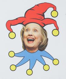 Любые президентские выборы в США — это клоунада. Нынешние потуги превратились в шоу злобных клоунов.