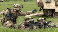 Грузино-американские военные учения Noble Partner —  Достойный партнер  проходят с 11 по 25 мая 2015 года. В Грузию прибыло 200 военнослужащих США. По данным посольства Соединенных Штатов в Тбилиси, учения пройдут на расположенной недалеко от Тбилиси Вазианской военной базе минобороны Грузии.