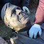 Парк  Музеон  очистили от незаконных памятников