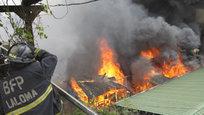 Пожары, наводнения, аварии