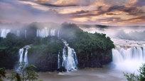 Мощь и величие водопадов мира