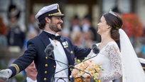 Принц Швеции женился на экс-звезде реалити-шоу