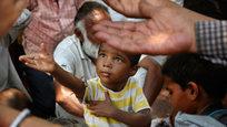 Индия лидирует по количеству голодающих детей