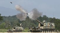 Сегодня, 29 июня 2015 года, в южнокорейском уезде Тхэан начались совместные учения военно-морского флота и подразделений морской пехоты Южной Кореи, целью которых провозглашается улучшение боеготовности соединений по защите Корейского полуострова.
