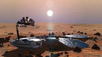 Без малого 40 лет назад, а точнее, 19 июня 1976 года, американская орбитальная станция в рамках программы НАСА  Викинг , впервые облетая Марс, прислала фотографии, о которых по сей день спорят ученые.