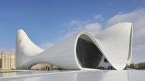 С конца июня в главном зале петербургского Зимнего дворца - Николаевском зале - проходит выставка Захи Хадид, ставшей первой женщиной в истории, получившей главную архитектурную награду - Притцкеровскую премию. Перед вами творения гения архитектуры. Судите сами!