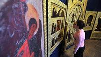 8 июня петербургской публике представят отреставрированный  Пермский иконостас  работы Николая Рериха. Уникальный иконостас будет выставлен в Музее-институте семьи Рерихов