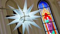 Мосгорнаследие готовится представить обновленный собор святых апостолов Петра и Павла в Старосадском переулке. Последние 14 лет в нём проводилась масштабная реставрация.