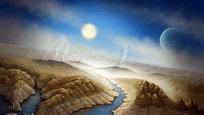 Телескоп  Кеплер  обнаружил планету, максимально похожую на Землю, — на ней есть твердая поверхность и вода, она обращается вокруг своей звезды за 385 дней, и, возможно, у нее аналогичная Земле атмосфера.