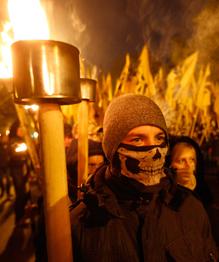 Кто превращает Украину в Четвертый рейх