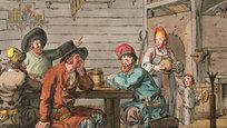 История русской водки в картинках