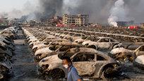 Крушение американских военных вертолетов, ужасающий взрыв в Китае и жуткая экологическая катастрофа в США.