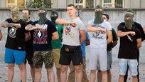 Пока украинская пропаганда, спонсируемая доброхотами из-за рубежа и местными олигархическими кланами, вешает мировому сообществу на уши лапшу, полным ходом идет подготовка к наступлению на мирные города и веси Новороссии. На конвейре танки и самоходки, ухмыляющиеся каратели, которые не сегодня-завтра уйдут убивать соплеменников в ДНР и ЛНР.