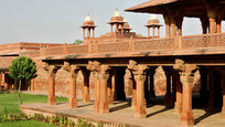 Фатехпур-Сикри: город-призрак