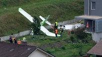 Много авиакатастроф, одно ДТП, пожары и тайфун