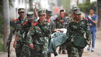 Землетрясение в Китае унесло жизни 381 человека - таково официальное число погибших в результате удара стихии в китайской провинции Юньнань.