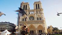 Знаменитому Собору Парижской богоматери 10 декабря исполняется 850 лет.