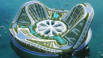 Фантазия архитекторов может быть бескрайней…