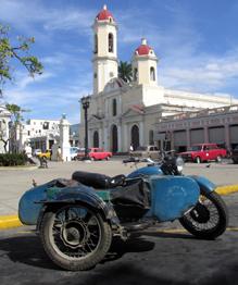 Кубинский автопарк
