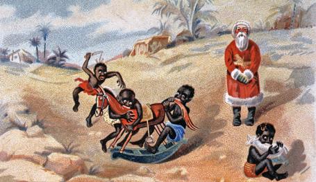 Трансформации Санта-Клауса