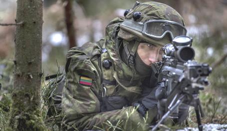 """""""Железный меч"""" ржавого НАТО"""