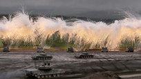 Официальное название нынешних вооруженных сил Страны Восходящего Солнца — Силы самообороны Японии, по-японски  хоантай . В соответствии с девятой статьей Конституции, военная деятельность Сил самообороны, которая не связана непосредственно с обороной страны, сильно ограничена. В новом финансовом году, начавшемся в Японии 1 апреля 2014 года, правительство решило потратить на военные нужды 4,88 триллиона йен (48 миллиардов долларов).