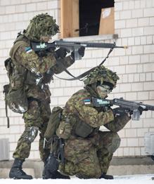 Армии на страже мира и на войне
