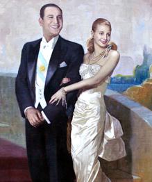 Перон и Эвита: Романтика прагматиков