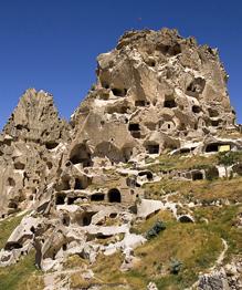 Загадки пещерных городов