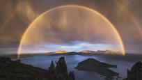 Все прекрасно знают, что такое радуга и как она выглядит. А теперь давайте-ка посмотрим на необычные радуги!