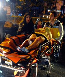Теракт в ночном клубе Стамбула