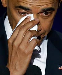 Крокодиловы слезы Обамы